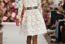Ss2015 LACE - TREND / by reasonstodress