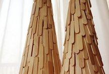popsicle sticks / by Barbara Savage