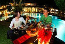 Food & Beverage at Mahaweli Reach Hotel / Food & Beverage