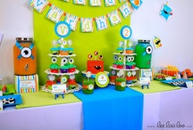 Monsters Party / by Kayti