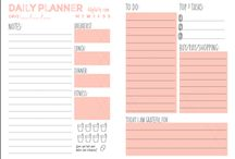 Dıy dailly planner