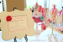Showered with Love | Food & Decor / by Cara