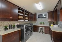 Laundry Rooms / You've never seen laundry rooms like these before!