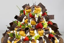 Level 100! / It's the ultimate cake challenge! Our cream puff cake by Cake Boss Buddy Valastro requires skill, nerve and a whole load of ingredients - dare you take it on for World Baking Day 2013? / by World Baking Day