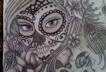 Dibujos para pintar