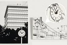 Visions of Timetrackers / tik-tik....tik-tik....tik-tik / by Susanna Speier