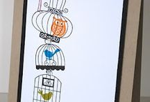 Aviary - Stampin' Up / by Anna Gradl Files