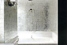 Luxe bathrooms