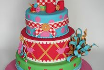 Cakes from around the world ! / Cakes we love! Great inspiration ! / by Pink Cake Box
