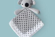crochet toys // crafts