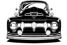 Pinups and Hot Rods
