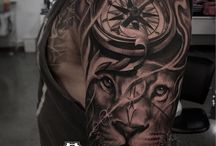 Man Tattoo Sleeves