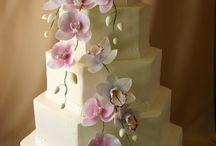 Orchideea cake