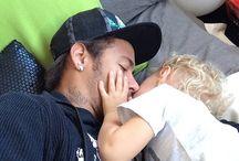 Davi♡Lucca / Davi is Neymar son....Neymar is a great father!♡
