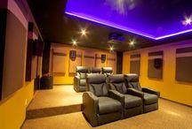 5 gypsum false ceiling designs with LED ceiling lights for living room / 5 gypsum false ceiling designs with LED ceiling lights for living room