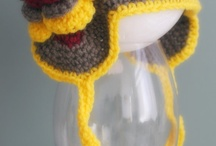 Crochet: Hats / by Patti Stuart