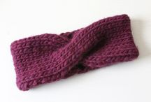 Knitting - acessories