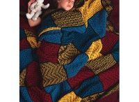 Knitting for the Home / Blankets, pillows, rugs, and more! Home decor galore! / by Interweave