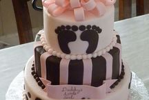 Baby showers rosados