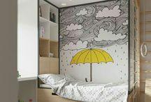 Ideas for home (children's room)