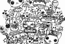 doodle love!