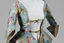 Clothing 1740s