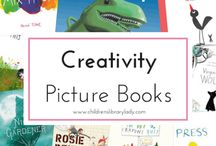 Creativity picture books