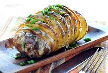 Potato Side Dishes / All things potato / by Susan Jevens