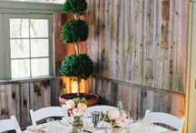 Weddings: Calamigos Ranch  / Calamigos Ranch has so many amazing spaces to be take photos. Rustic details are the perfect match for those considering getting married here. Please come and be inspired!