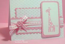 Cards...Baby / by Doris Amey-Ketcham