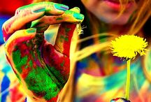 Colors Galore / by Micaela Beytebiere