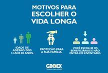 Vida Longa / Não tem idade para começar a pensar no futuro de quem se ama. GBOEX é a proteção certa para sua família! Confira as informações sobre o plano Vida Longa no link: http://www.gboex.com.br/vida-longa-gboex/ #gboexéproteção