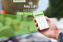 Find A Doctor / Keep Calm And Find the Right Doctor @Jeevom