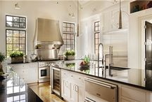 Gorgeous Kitchens  / by Dulce Candy