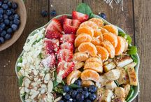 Stupendous Salads / by Emily Grinnell