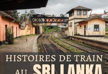 Sri Lanka / Inspiration pour un voyage au Sri Lanka