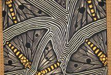 Fabrics, weavings, patterns