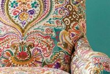"""I ♥ paisley / """"Life isn't about finding yourself. Life is about creating yourself."""" George Bernard Shaw"""
