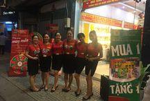 Hoạt náo cửa hàng 524 Nguyễn Thị Minh Khai