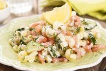 PASTAS : Salades