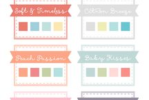 Nursery colour ideas
