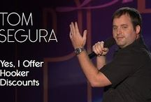 Tom Segura / The Best of Tom Segura from Russell Peters Presents.