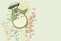 Totoro / by Bette Williams