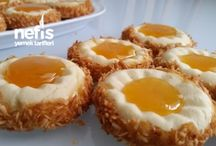 Hindistan cevizli kurabiye tarifi lezzetli