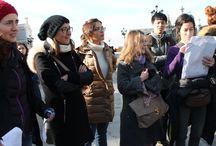 Gymkana y juegos. Navidad 2014. Madrid centro. / Fotos de la Gymkana y juegos, actividad por el Madrid céntrico e histórico. Gracias a todos los alumnos, y profesoras de español, por la excelente actividad de grupo y el ambiente tan alegre y enriquecedor. ¡El año que viene mas!