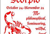 My Scorpio / by Lori Burke