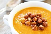Soup's On / Warm up with a bowl of soup! / by Grain Foods Foundation