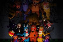 Five Nights at Freddy's Speed Paint