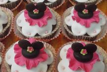 pops e cupcakes minnie / pops e cupcakes minnie