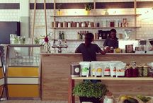 Bars restaurants// Cape Town